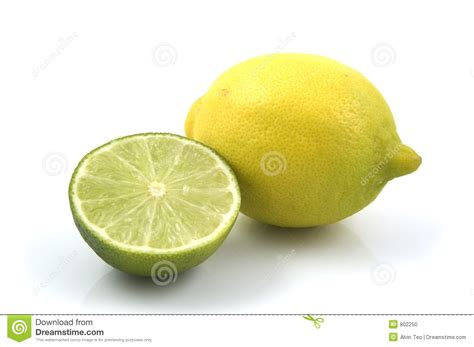 which is better lemon or lime lemon and lime stock photo image 802250