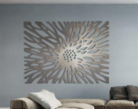 Laser Cut Metal Decorative Wall Art Panel Sculpture For Home