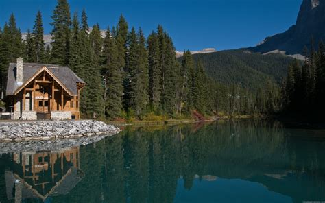 Mountain House Water by Hd Wallpapers 2560x1600 Wallpapersafari