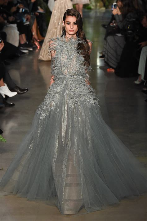 Runway Report Elie Saab Couture by Runway Elie Saab 2015 Couture Collection
