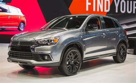 2017 mitsubishi outlander sport limited edition 2017 mitsubishi outlander sport limited edition news