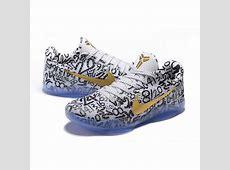 "Nike Kobe 11 ""Mamba Day"" White Gold 2016, Price: $99.00 ... Kyrie Irving All Star Game Mvp"