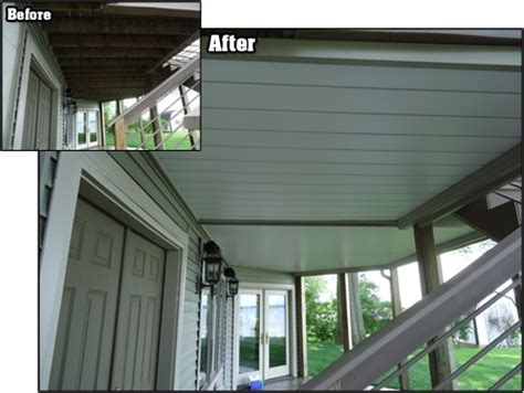 Best Deck Ceiling Systems by Give Your Outdoor Living Area That Quot Finished Quot Quality With