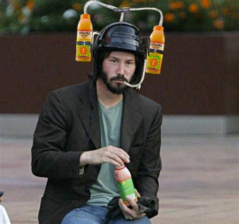 Sad Keanu Reeves Meme - sad keanu reeves meme drink helmet shown here drinking