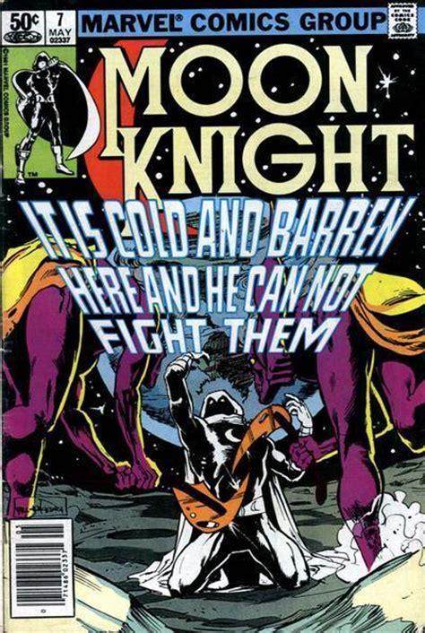 moon knight volume 3 0785197346 moon knight vol 1 7 marvel comics database