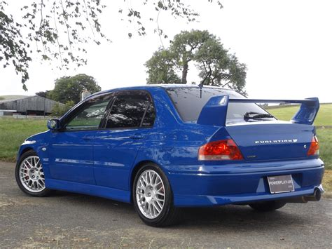 mitsubishi evolution 7 used 2002 mitsubishi evo vii ix for sale in north