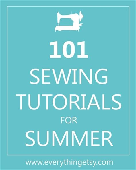 101 easy handmade gift tutorials everything etsy 21 easy sewing tutorials gifts to sew
