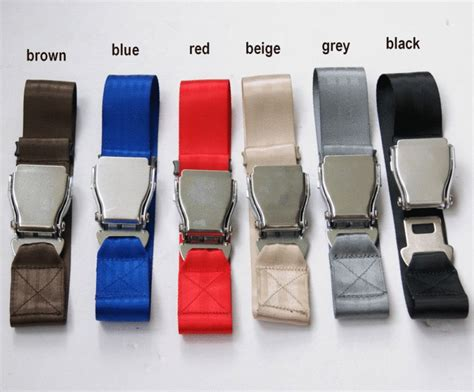 airplane seat belt extension airplane airline seat belt extension extender colors 7