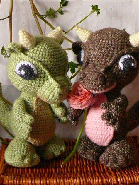 etsy dragon pattern amigurumi baby dragon crochet pattern pdf by voodoomaggie