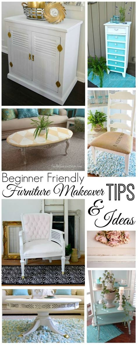 diy furniture makeover ideas and tutorials