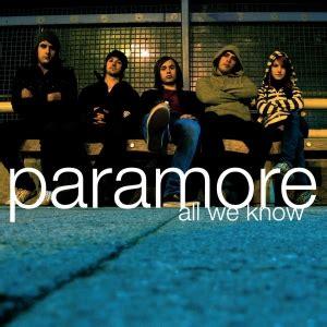 paramore song wikipedia