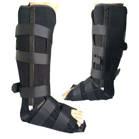 boot for sprained ankle foot ankle orthosis walking boot sprain drop ligament