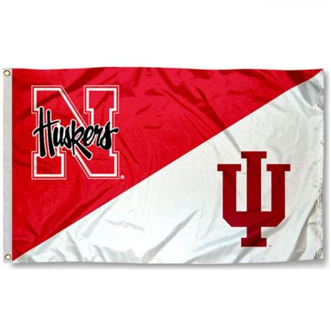 house divided flag nebraska vs indiana your house