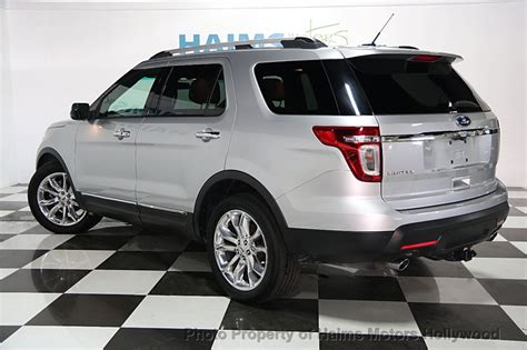 used 2012 ford explorer limited for sale 2012 used ford explorer fwd 4dr limited at haims motors