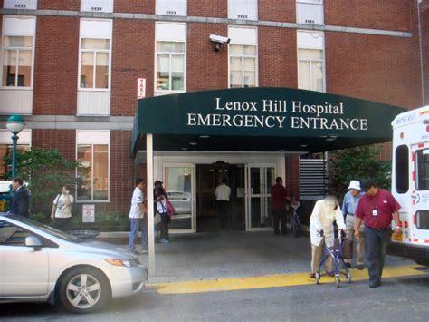 lenox hill emergency room lenox hill hospital new york cityseeker