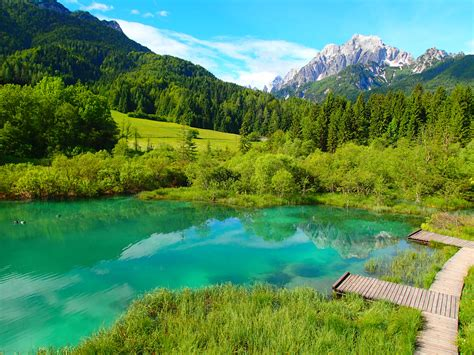 Katrina by Triglav National Park Slovenia Europe S Most