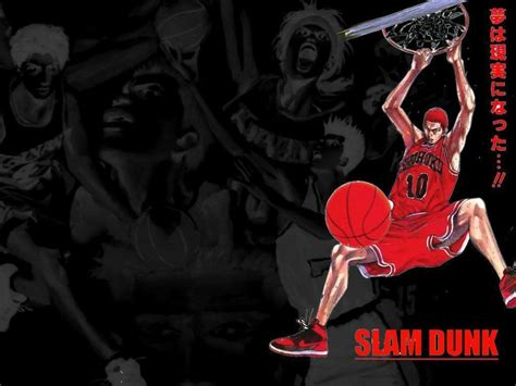 slam dunk anime wallpaper slam dunk wallpapers wallpaper cave