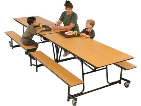 amt mobile amt mobile cafeteria table vinyl edge 12 cafeteria tables