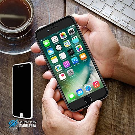 iphone 8 plus 7 plus screen protector maxboost privacy import it all