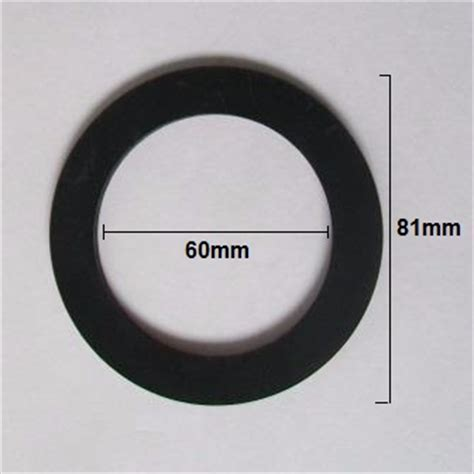 large   flush valve  sink rubber washer seal