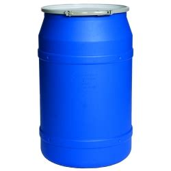 straight sided drum l 55 gallon blue straight sided open head poly drum with