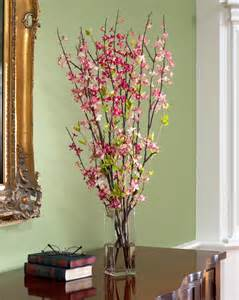 flowers for home decor springtime silk flowers refresh your home d 233 cor with color and new life petals com blog