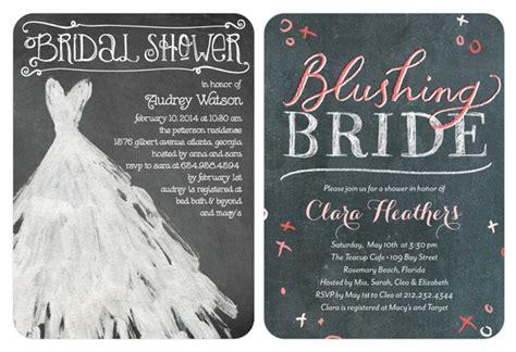 Wedding Paper Divas Shower Invitations by Bridal Shower Invitations From Wedding Paper Divas