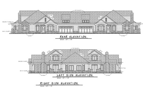 quadplex plans quadplex house plans house interior