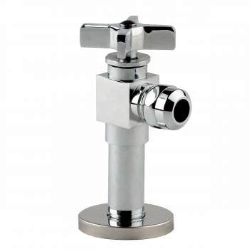 stop valves for bathroom sink toilet angle stop valve 1 2 quot fip 1 2 quot od heavy duty brass