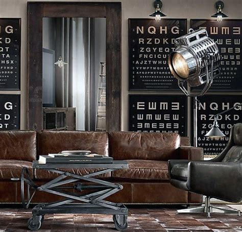 couch for man cave 75 man cave furniture ideas for men manly interior designs