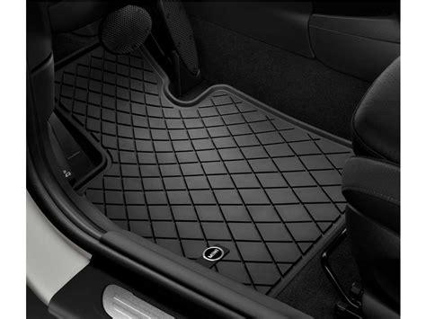 Mini Cooper All Weather Floor Mats mini cooper floor mats all weather oem gen3 f56 f5