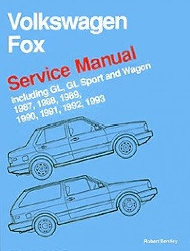 online auto repair manual 1993 volkswagen fox free book repair manuals volkswagen fox service manual 1987 1993