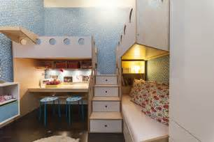 Cool kids rooms your children won t mind sharing