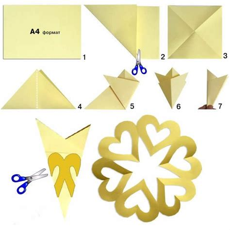 simple origami snowflake 151 best images about 07 scrap coeur amour mariage on