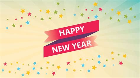 best new year happy new year and best wishes for success in 2018