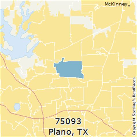 zip code map plano tx best places to live in plano zip 75093 texas