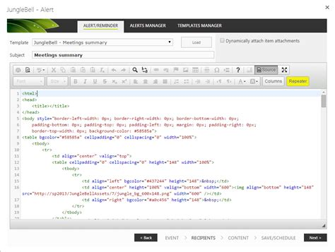 sharepoint workflow email html enovapoint start a sharepoint workflow on schedule or on