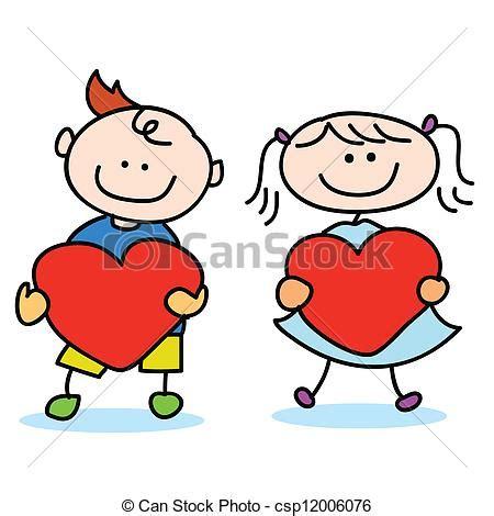 imagenes de amor y amistad en caricatura image gallery ninos caricatura