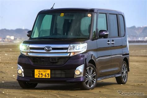 japan kei cars may 2014 daihatsu tanto suzuki wagon r
