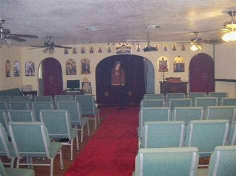 st mary coptic church