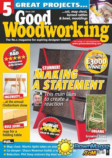 good woodworking uk september