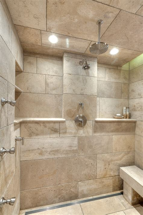 natural stone tile bathroom 33 stunning pictures and ideas of natural stone bathroom floor tiles