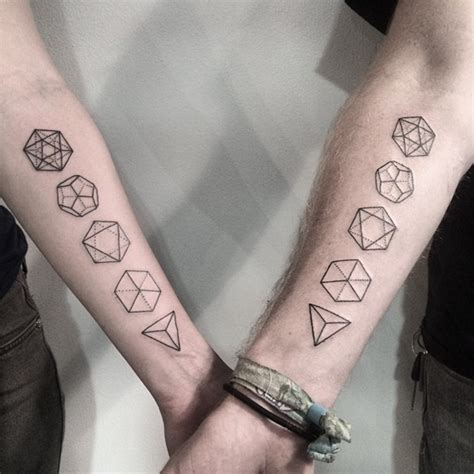 shape pattern tattoo 100 breathtaking geometric tattoo designs