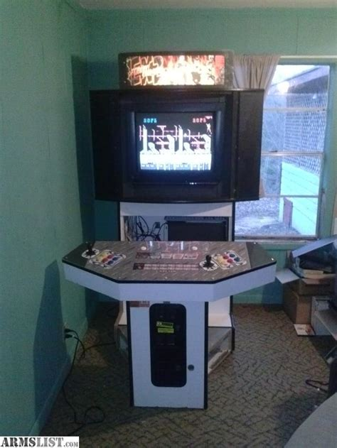 Fighter Arcade Cabinet For Sale by Armslist For Sale Trade Fighter Ex2 Arcade