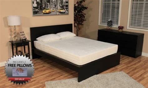 dreamfoam bedding review sale dreamfoam bedding 8 inch memory foam bed reviews