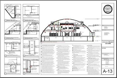 Architecture Visualization by Monolithic Dome Design