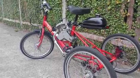 80cc Bicycle Motor by Push Bike Engine Tricycle 80cc Engine