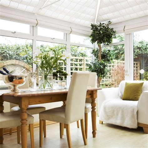 Conservatory Dining Tables Conservatory Dining Ideas 10 Of The Best Ideal Home