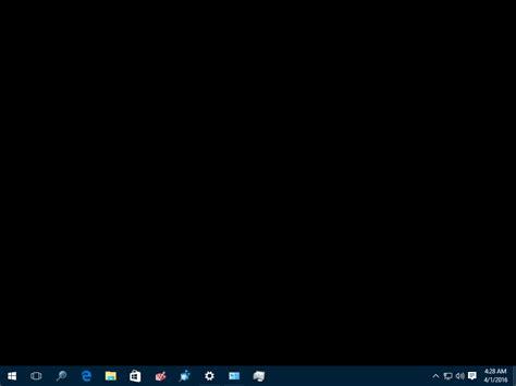 wallpaper hp jadi hitam layar desktop windows 10 blank hitam cara mengatasi