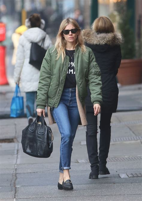 what is in style 2017 sienna miller street style steps out in the east village